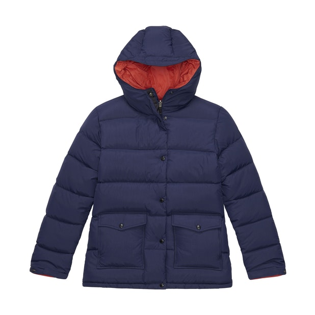 Nordic Jacket - French Blue