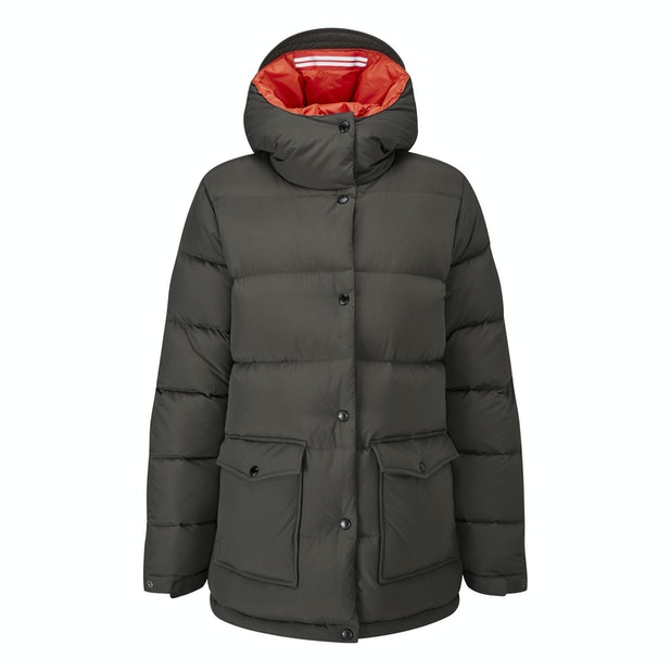 Nordic Jacket - Super-warm down coat for cold-weather travel.
