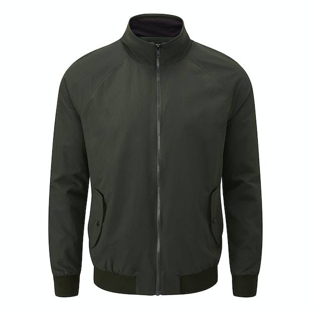 Fusion Jacket - Functional upgrade on the classic bomber jacket style.