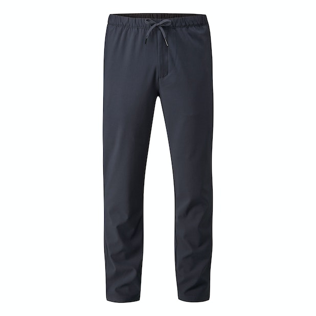 Troggings - Water repellent walking trousers with elasticated, tie waist.