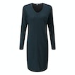 Viewing Merino Union Dress - Technical, wool-blend travel dress.