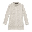 Viewing Isla Jacket - Cosy, longer-length fleece jacket for travel and everyday.