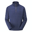 View Borderline Zip Jumper - Nautical Blue