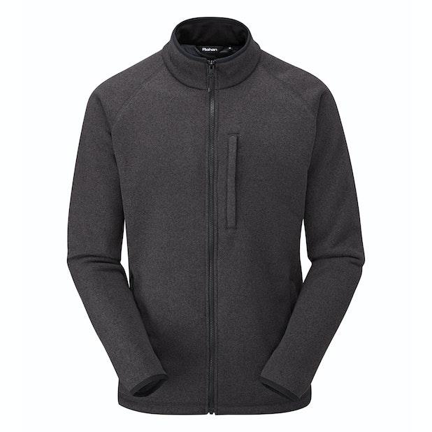 Bracken Jacket - Technical fleece jacket with understated good looks.