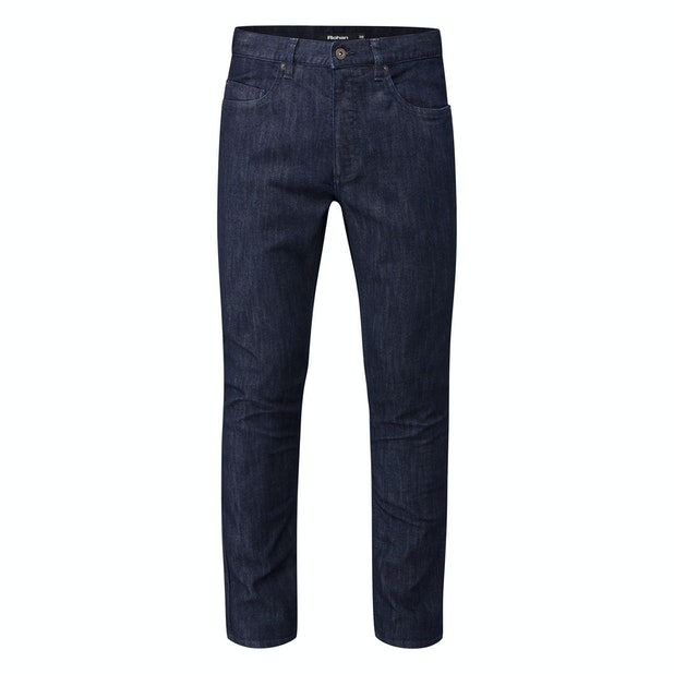 Newtown Jeans - Slim-fitting technical travel jeans.