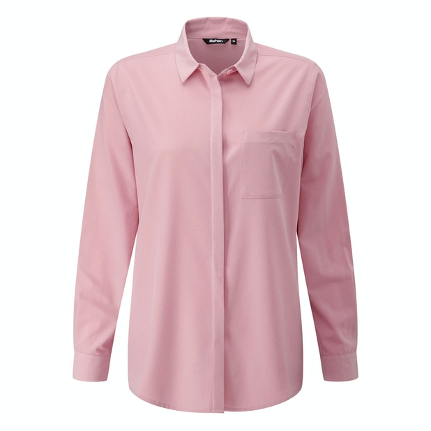 Leeway Shirt - Versatile, easycare travel shirt.