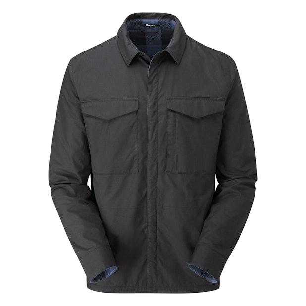 Field Shirt - Reversible, fleece lined, Airlight shirt.