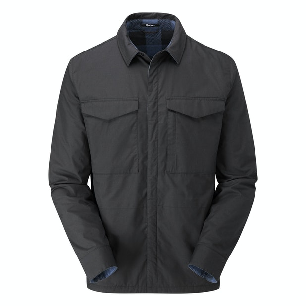 Field Shirt - Warm, stylish and definitively versatile.