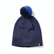 Viewing Extrafine Merino Hat - Luxury merino bobble hat.