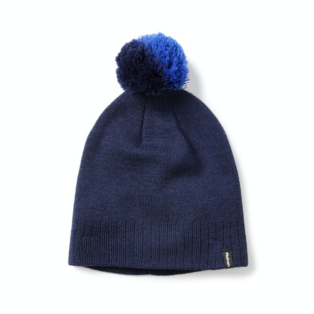 Extrafine Merino Hat - Luxury merino bobble hat.