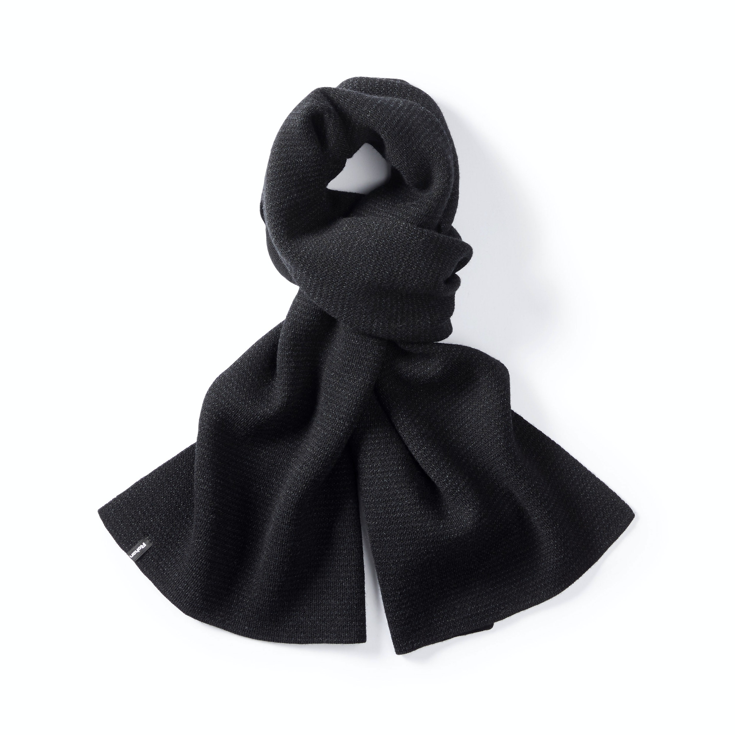 c230b09c439 Extrafine Merino Scarf - Reversible 100% extrafine merino scarf.