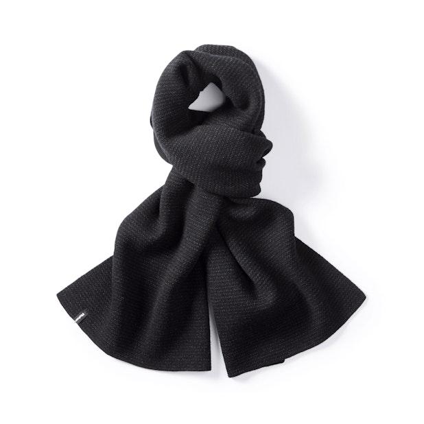 Extrafine Merino Scarf - Reversible 100% extrafine merino scarf.