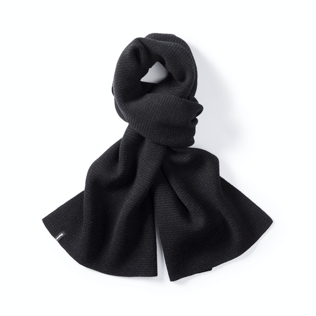 "Extrafine Merino Scarf - <a href=""/christmas-gifts-hats-gloves-scarves "" style=""color:#7A1E21;font-weight:bold"">Qualifies for 20% off offer*</a>"