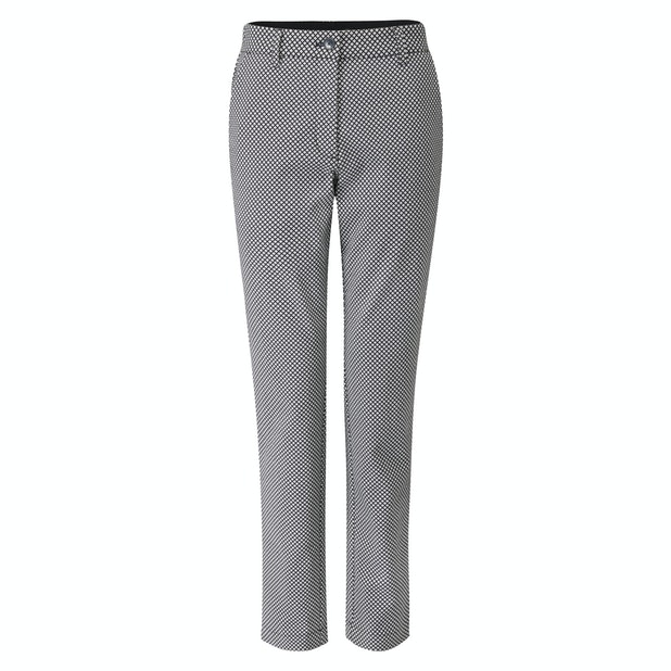 Ayla Trousers - Smart travel trouser with a hint of stretch.