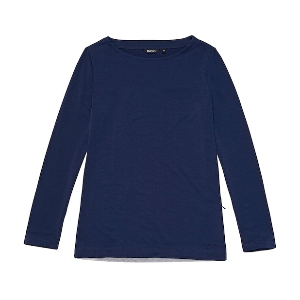 Miya Top - Lightweight, high-wicking top with contrast back panel.