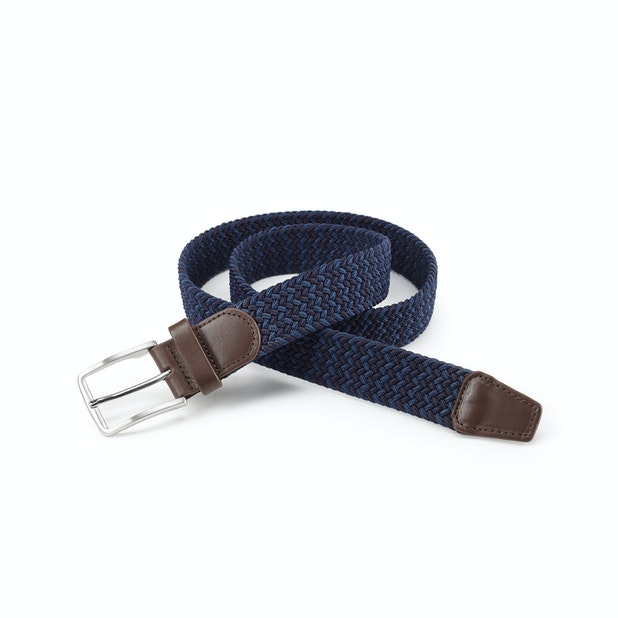 Woven Stretch Belt - Durable, woven belt in a stretch material.
