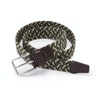 Men's Woven Stretch Belt - Alternative View 2