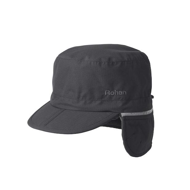 Outland Cap - Packable, waterproof winter hat.