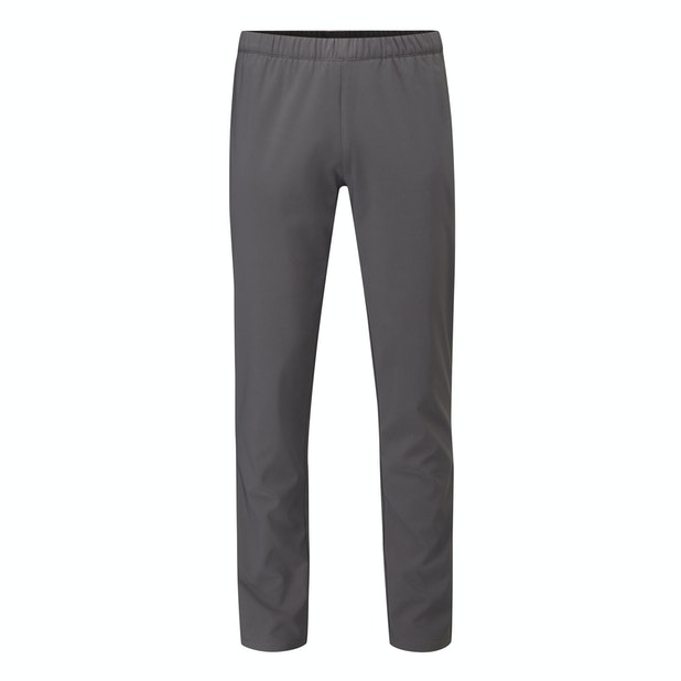 Troggings - Water-repellent walking trousers with elasticated waist.