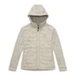 Viewing Spark Fleece Jacket - Ivory Marl