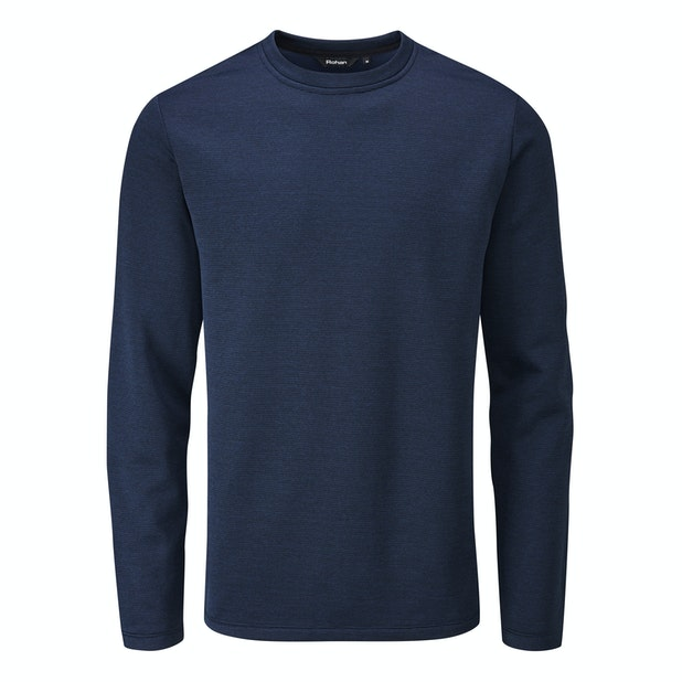 Sweater Crew - Classic crew-neck fleece.