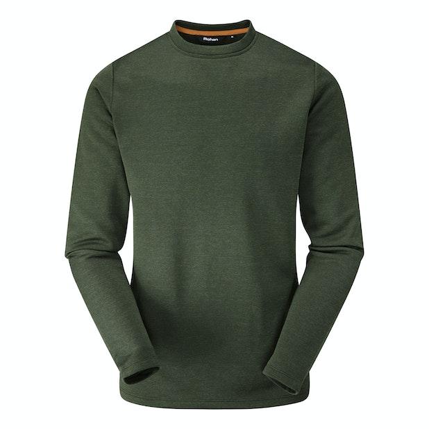 Sweater Crew - Classic crew-neck fleece.