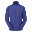 View Microgrid Stowaway Zip - Seaport Blue