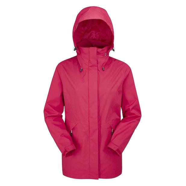 Atlas Jacket - Versatile, lightweight, mid-length waterproof.