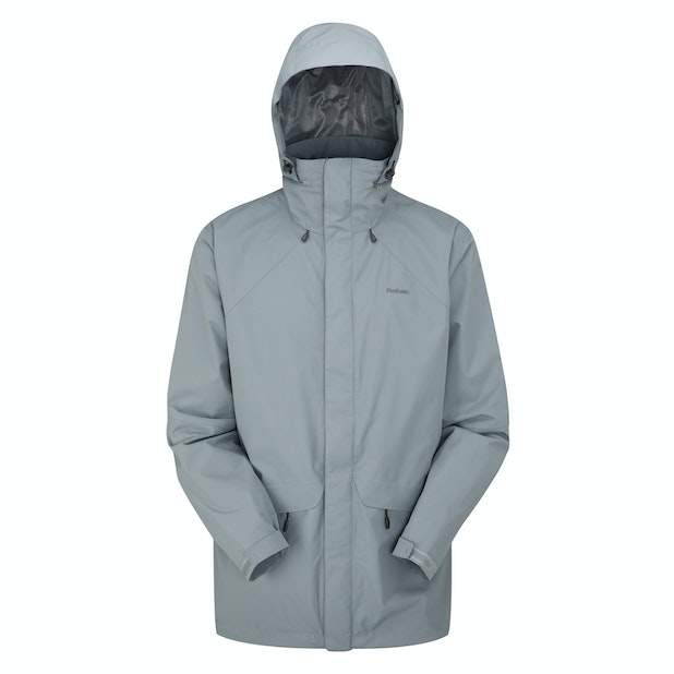 Atlas Jacket  - Versatile, lightweight, mid-length waterproof.