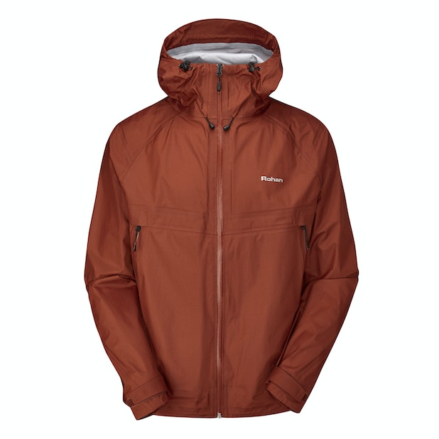 Elite Jacket - Class-leading lightweight waterproof shell.