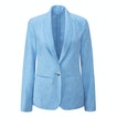 View Malay Jacket - Spring Blue Marl