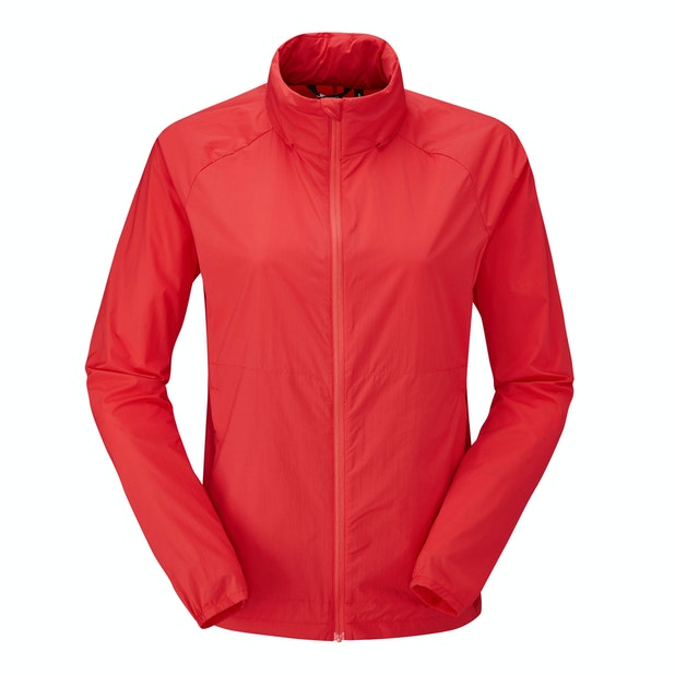 Windshadow Jacket - An essential wind and rain resistant active shell.