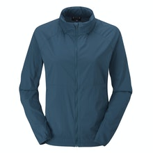 An essential wind and rain resistant active shell.