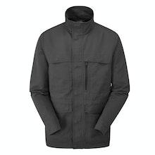 Rugged, practical multi-pocket jacket.
