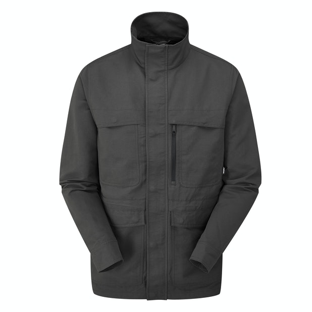 Frontier Jacket - Rugged, practical multi-pocket jacket.