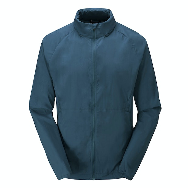 Windshadow Jacket - An essential, wind and rain resistant, active shell.