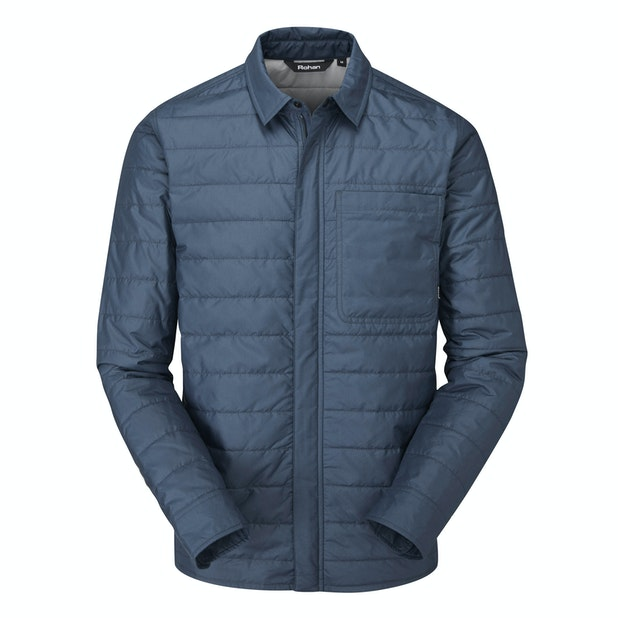 Transit Jacket - Technical, insulated work-shirt.