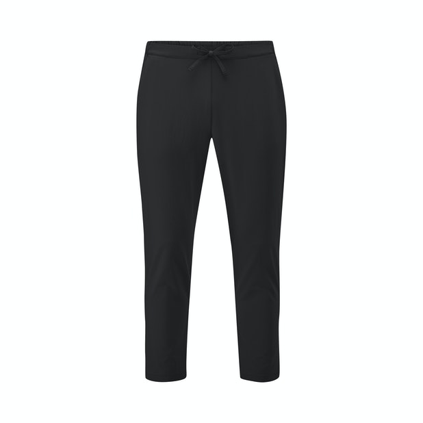 Springback Trousers - Classic black trouser for travel or work.