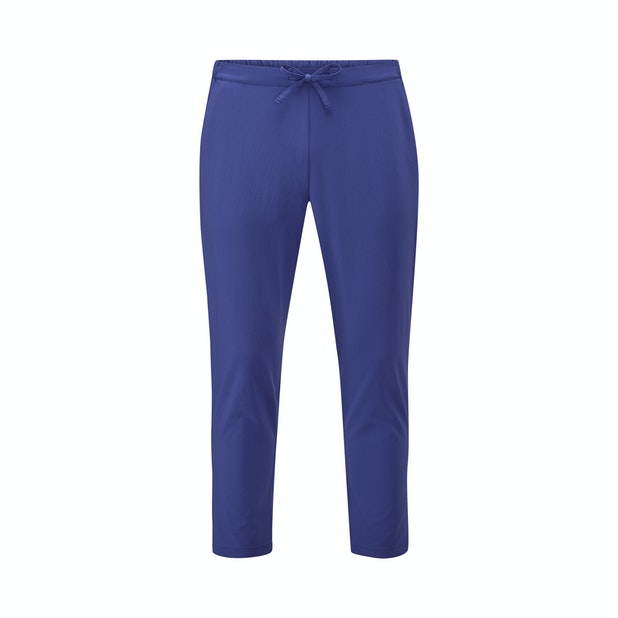 Springback Trousers - Elegant, ankle-length trouser for travel or work.