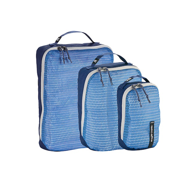 Eagle Creek Pack-It Reveal Cube Set - Eagle Creek – Reveal is a sustainable and breathable packing option.