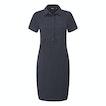 Viewing Malay Dress - Relaxed fit linen-blend dress.