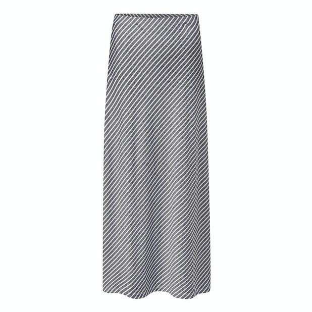 Serenity Long Skirt - Travel skirt with Coolant fabric technology.