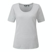 Viewing Malay T - Warm weather Performance Linen travel top.