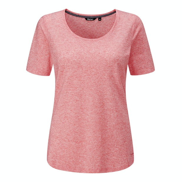 Malay T - Warm weather Performance Linen™ travel T.