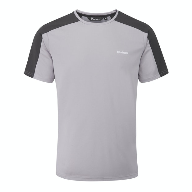 Core Silver T - Moisture-wicking, anti-bacterial performance T-shirt.