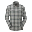 View Equator Shirt - Titanium Check