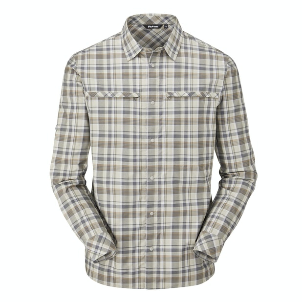 Equator Shirt - Lightweight, cotton-feel shirt for hot weather.