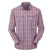 View Equator Shirt - Flint Blue Check