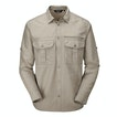 "Viewing Expedition Shirt - <a href=""/mens-anti-insect-clothing-for-outdoors-and-travel "" class=""hide-us"" style=""color:#d3771c;font-weight:bold"">Insect Shield offer available - click here*</a><span class=""hide-uk"">Tough trekking shirt with UV and insect protection.</span>"