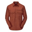 View Expedition Shirt - Pimento Orange